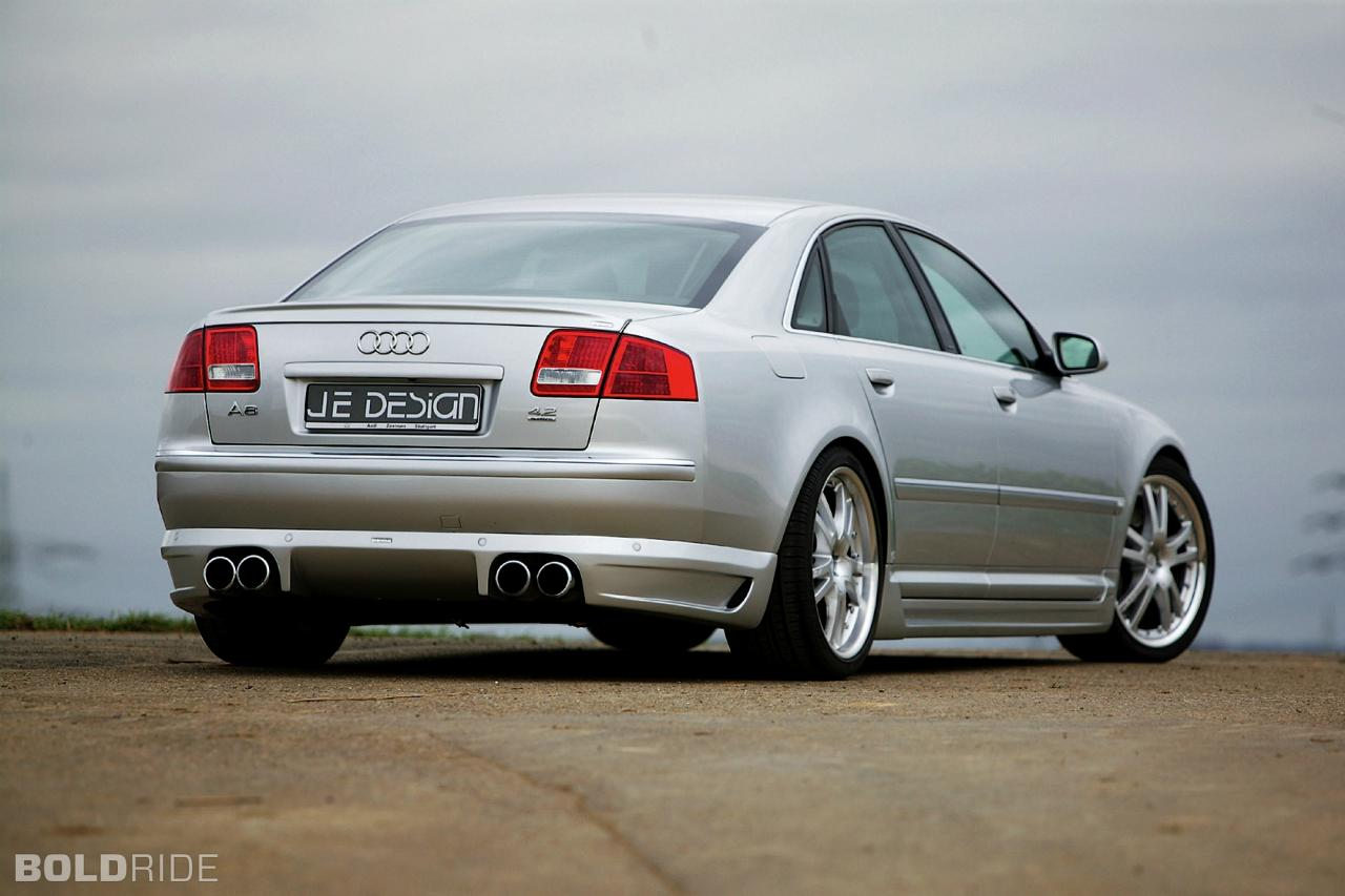 Audi A8 W12 >> 2005 Audi A8 - Information and photos - Zomb Drive