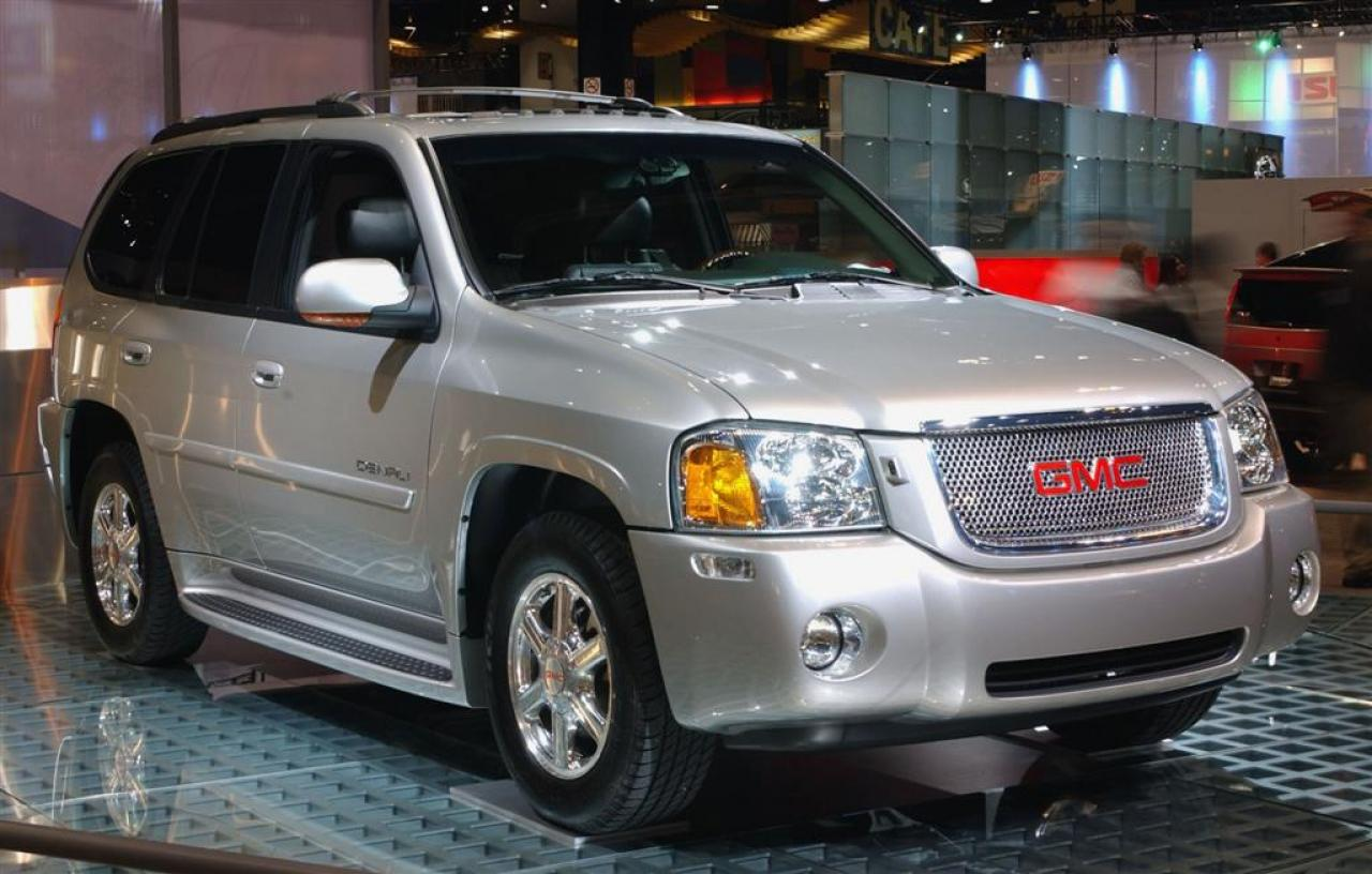 2005 gmc envoy xl information and photos zombiedrive. Black Bedroom Furniture Sets. Home Design Ideas