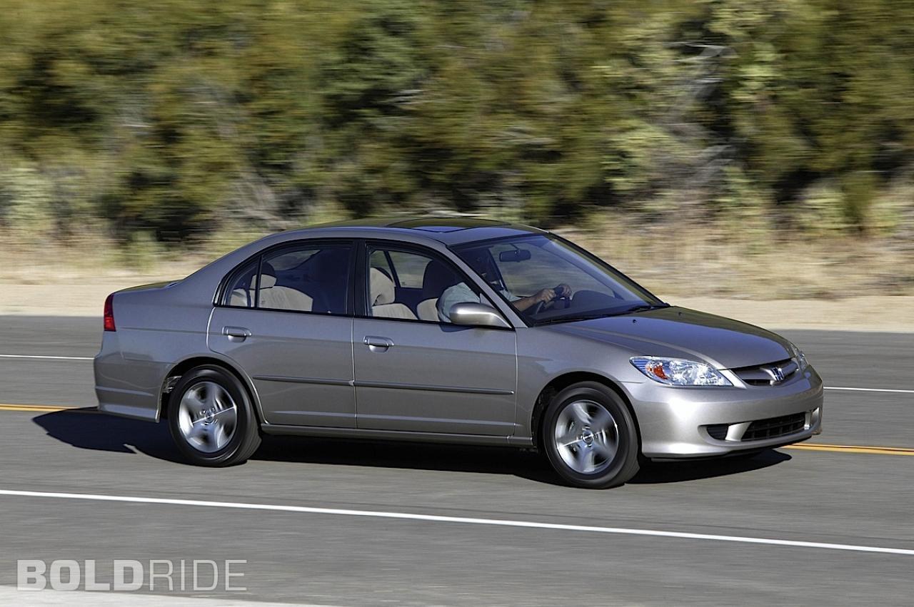 2005 Honda Civic - Information and photos - ZombieDrive