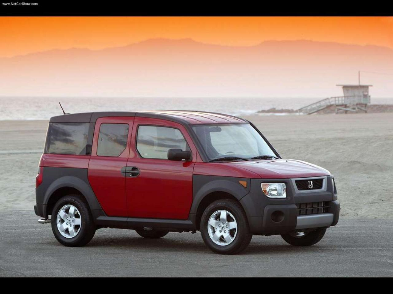 2005 honda element information and photos zombiedrive. Black Bedroom Furniture Sets. Home Design Ideas