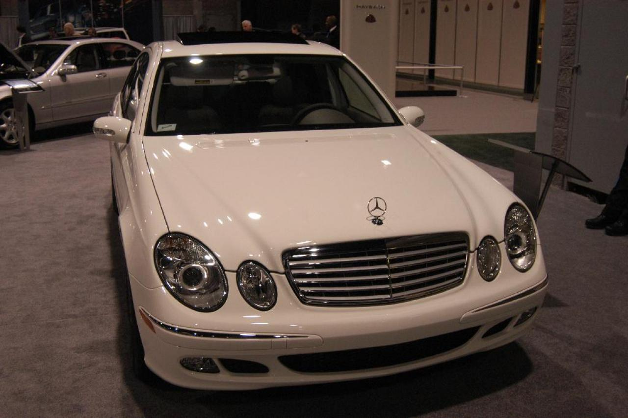 2005 mercedes benz e class information and photos for 2005 mercedes benz suv