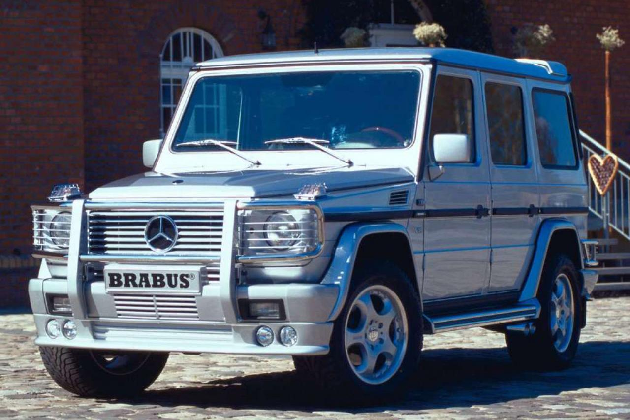 2005 Mercedes Benz G Class Information And Photos