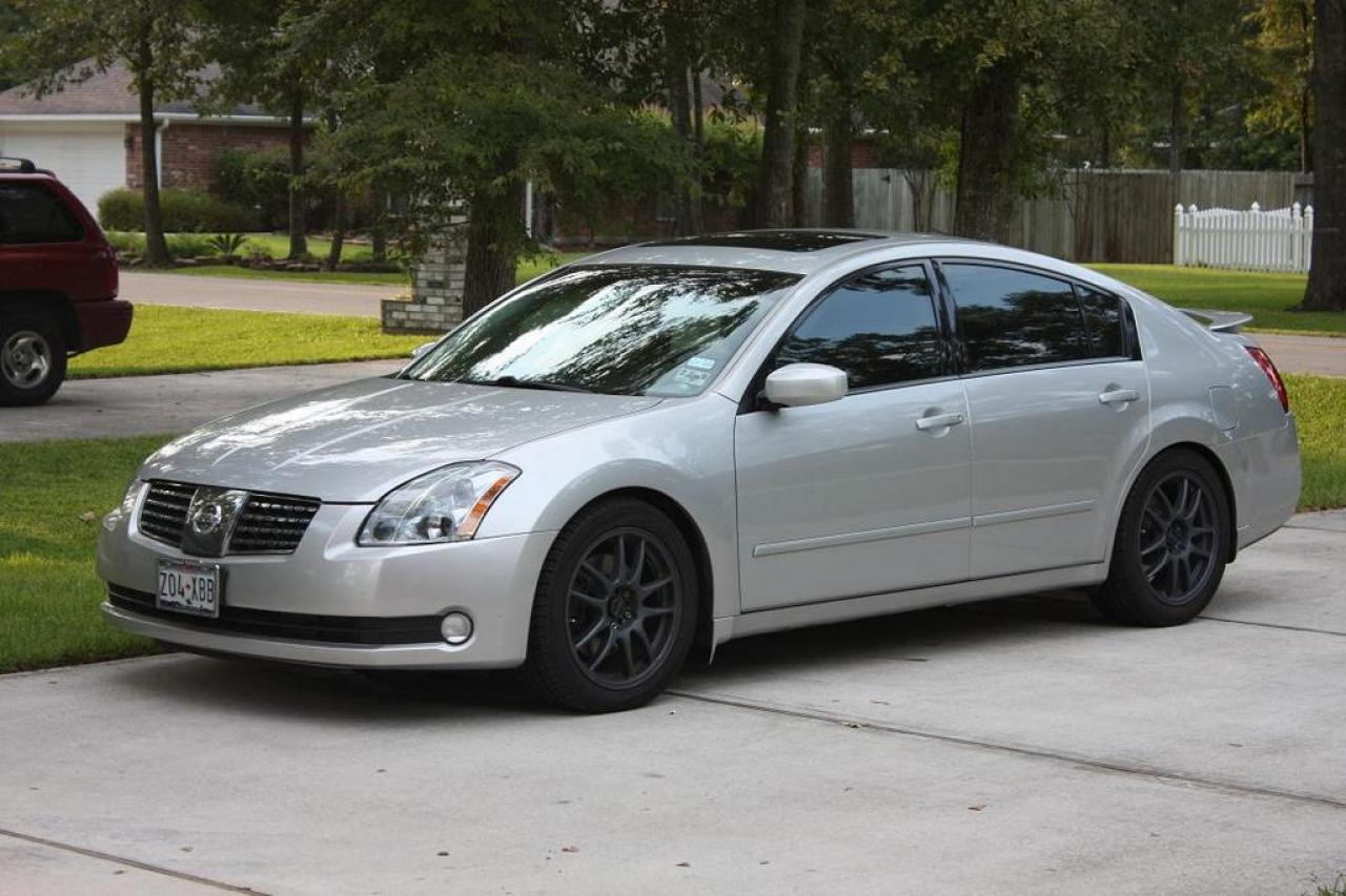 2005 nissan maxima - information and photos - zombiedrive