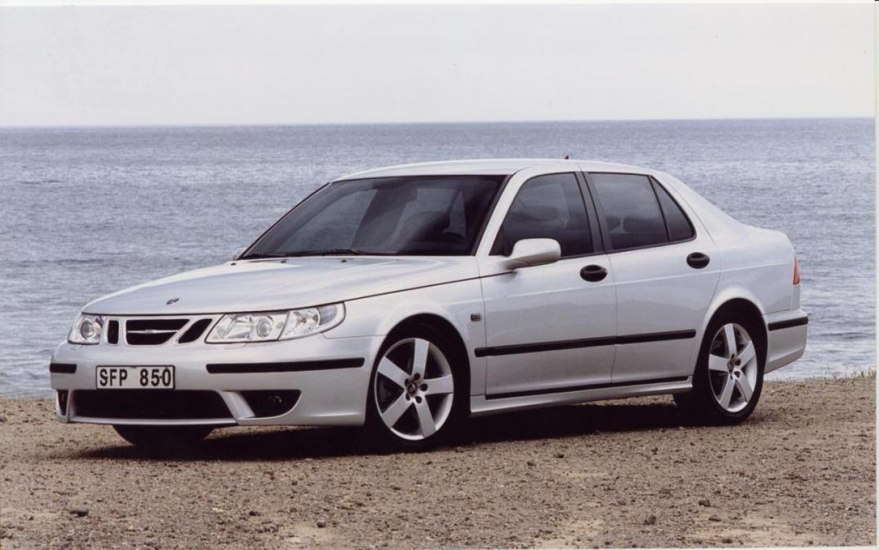 2005 saab 9 5 information and photos zombiedrive. Black Bedroom Furniture Sets. Home Design Ideas