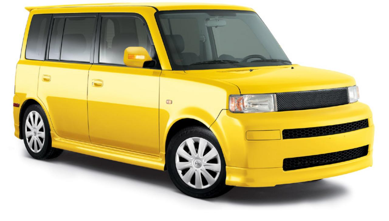 2005 scion xb information and photos zombiedrive. Black Bedroom Furniture Sets. Home Design Ideas
