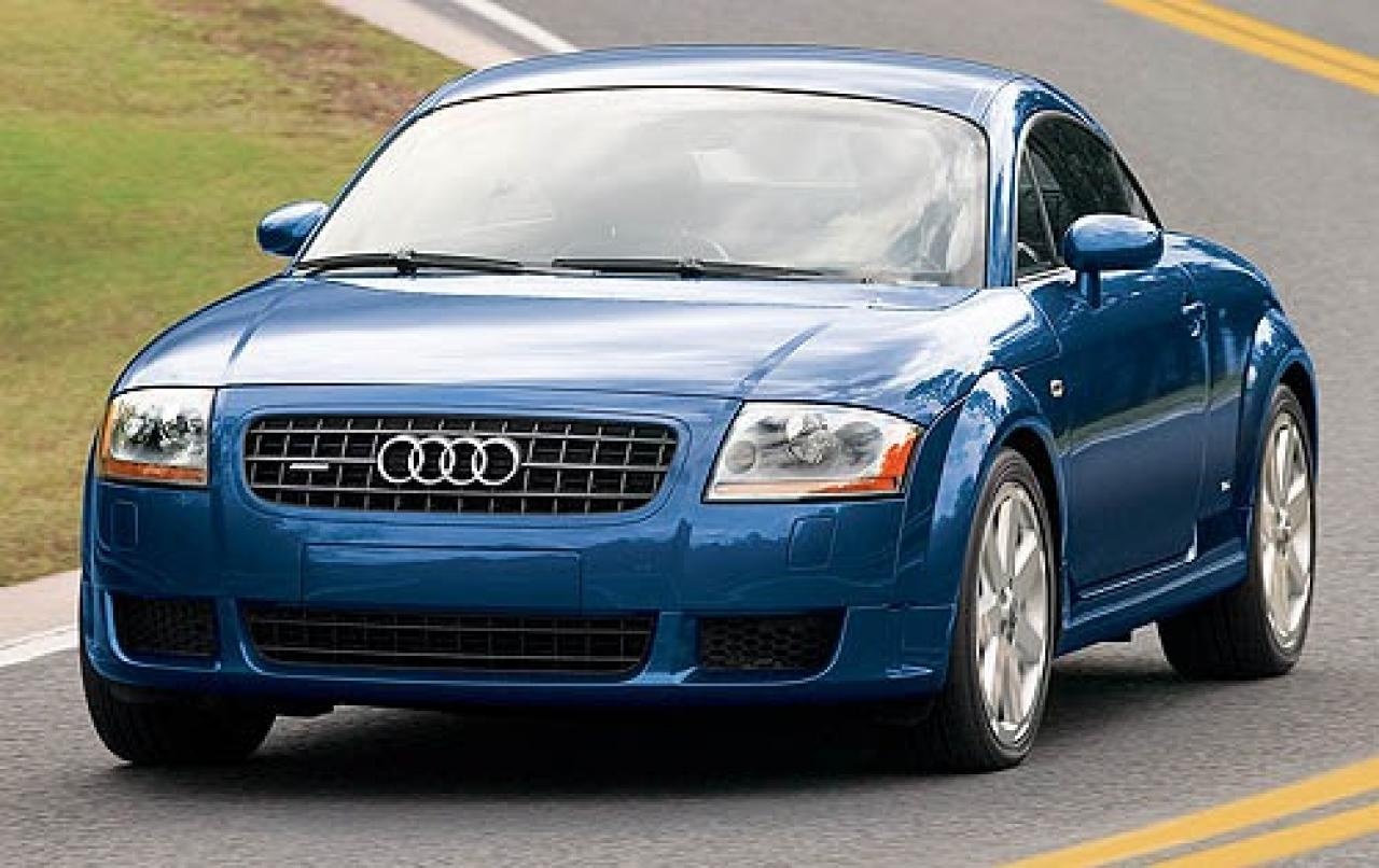2006 audi tt information and photos zombiedrive. Black Bedroom Furniture Sets. Home Design Ideas