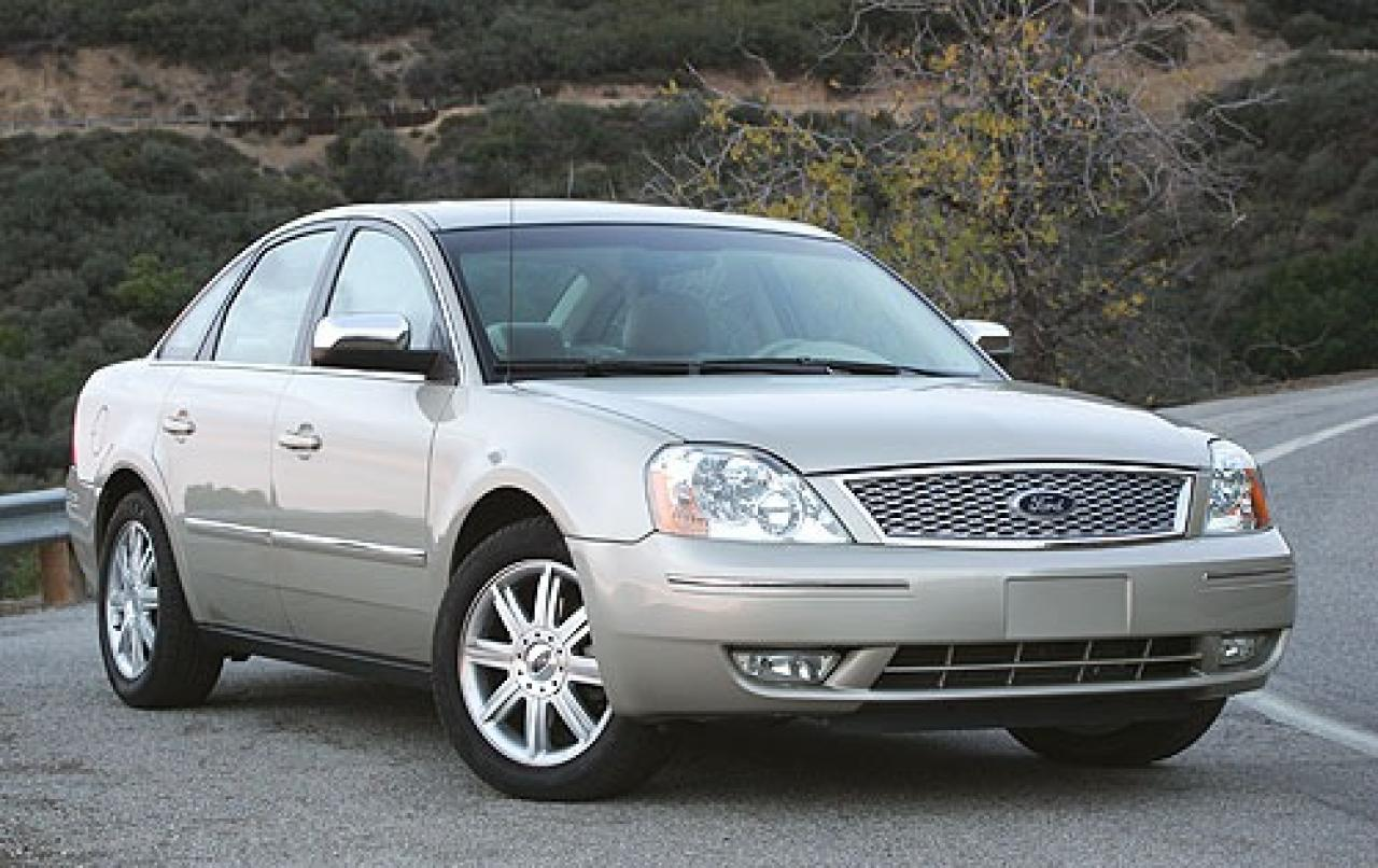 2005 Ford Five Hundred - Information And Photos