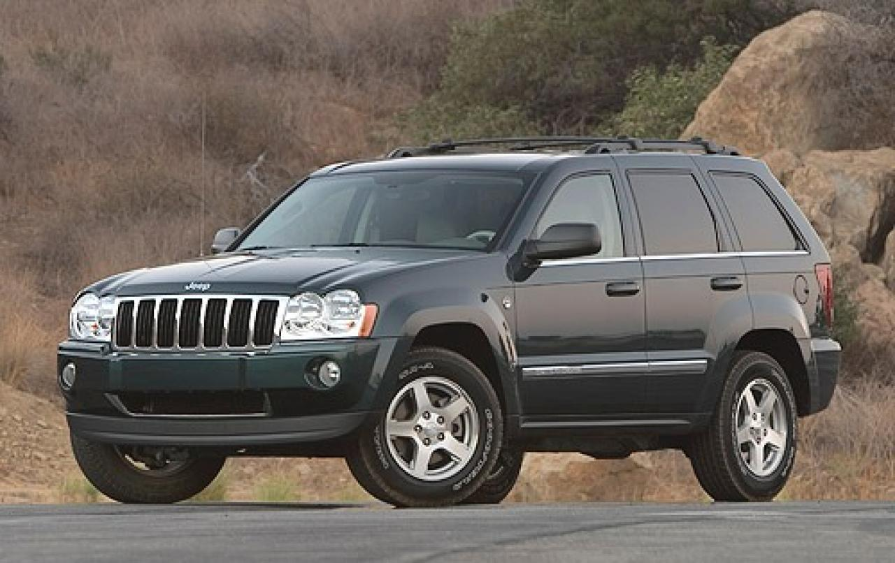 2005 jeep grand cherokee information and photos zombiedrive. Black Bedroom Furniture Sets. Home Design Ideas
