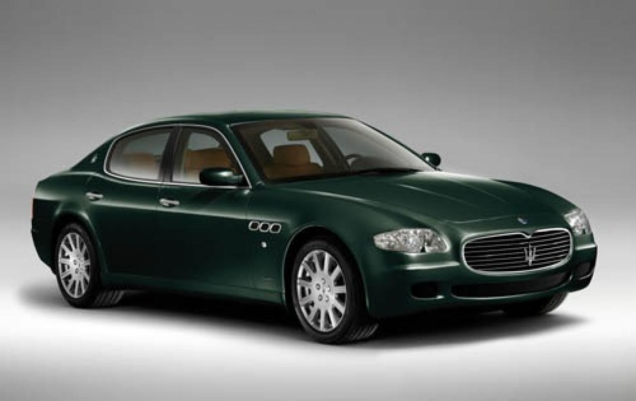 2005 maserati quattroporte information and photos. Black Bedroom Furniture Sets. Home Design Ideas