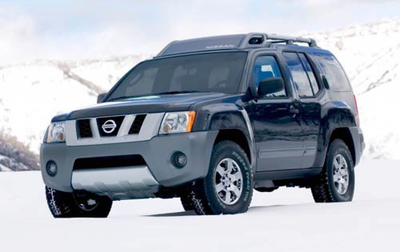 2005 nissan xterra pictures photos gallery. Black Bedroom Furniture Sets. Home Design Ideas