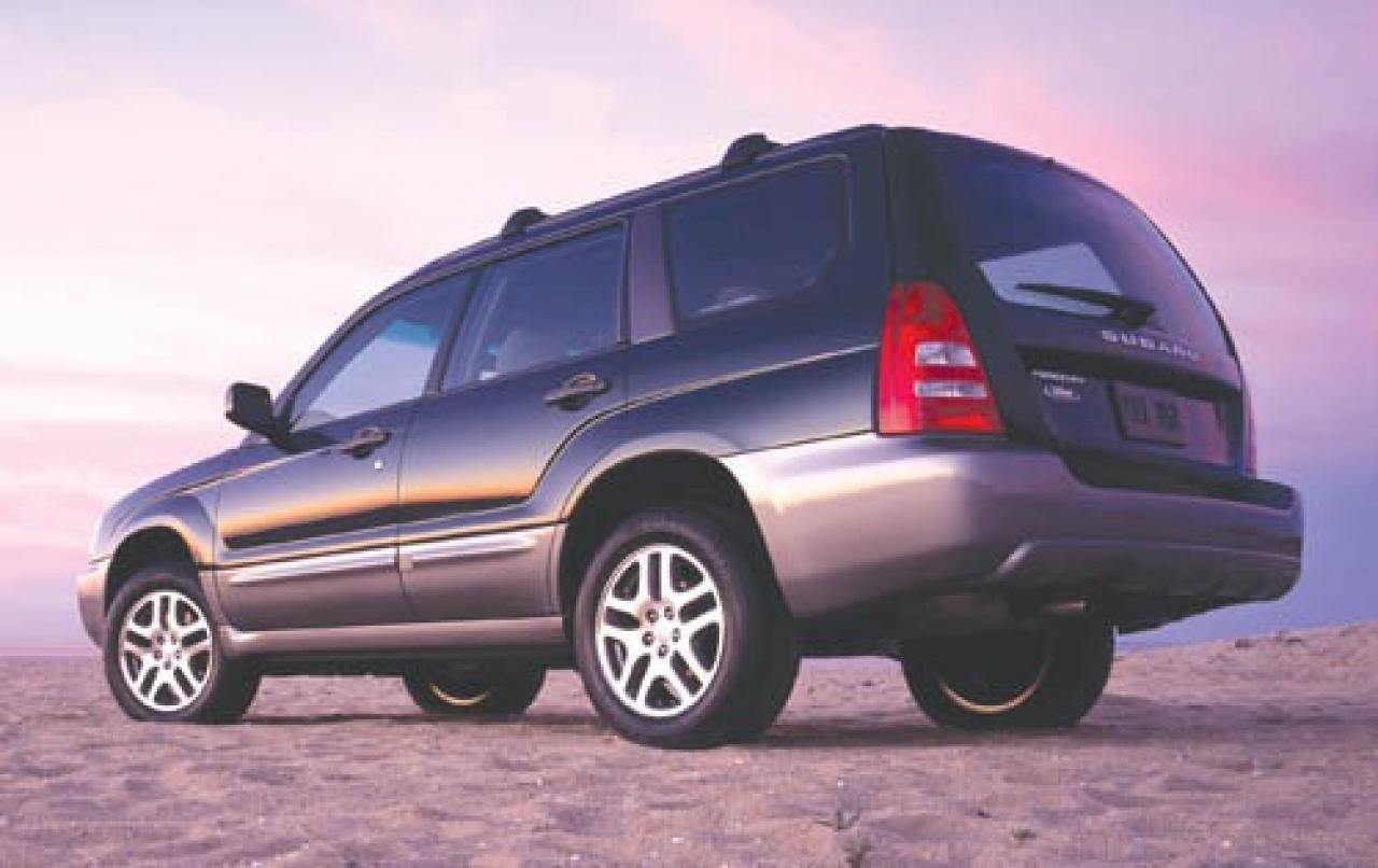 2005 subaru forester information and photos zombiedrive. Black Bedroom Furniture Sets. Home Design Ideas