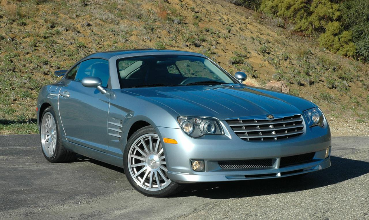 2006 chrysler crossfire information and photos zombiedrive. Black Bedroom Furniture Sets. Home Design Ideas