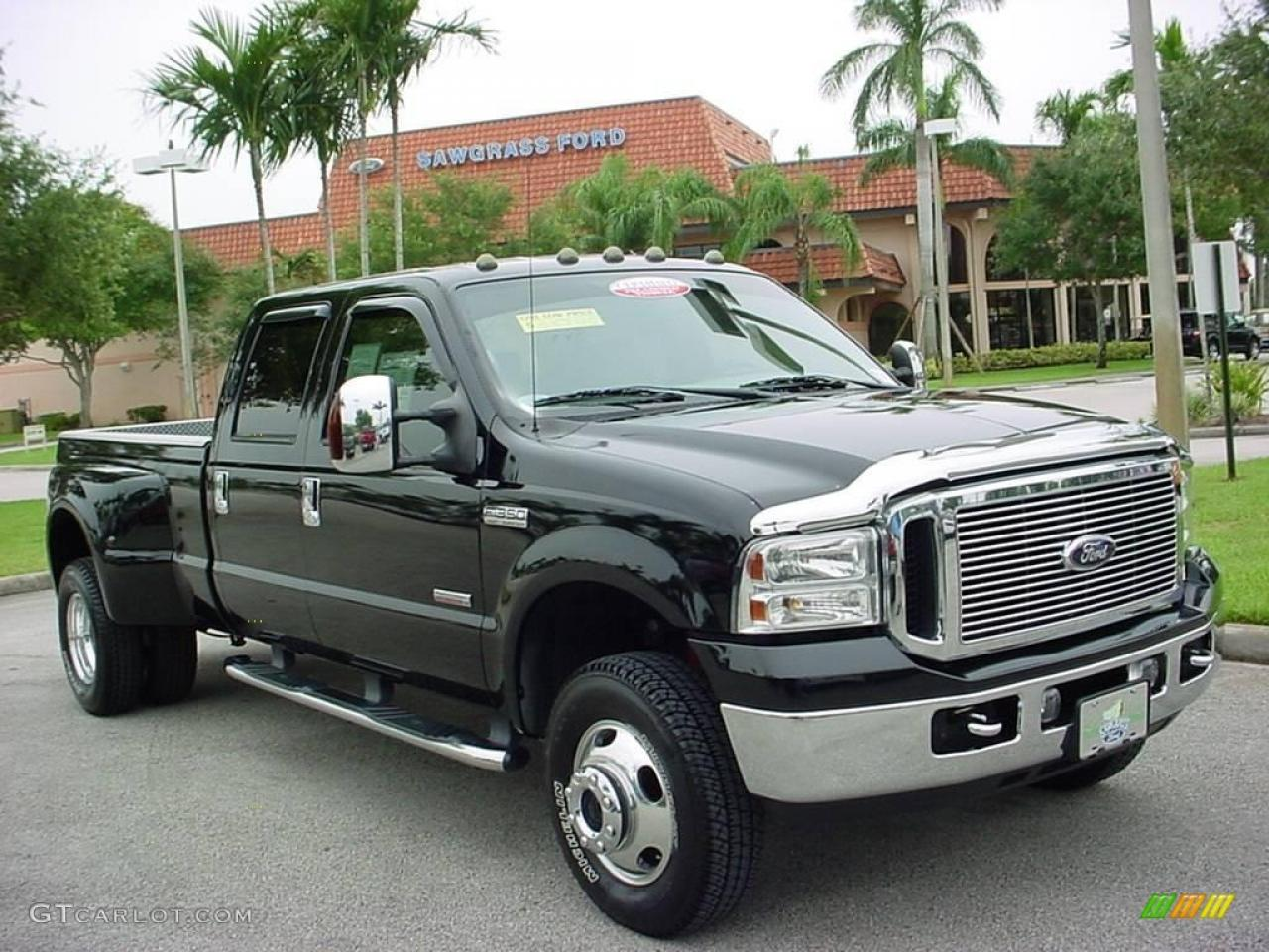 2006 ford f 350 super duty information and photos zombiedrive. Black Bedroom Furniture Sets. Home Design Ideas