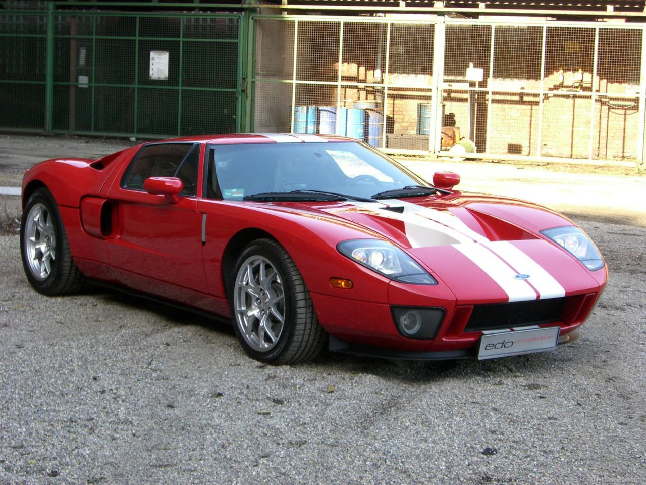 2006 ford gt information and photos zombiedrive. Black Bedroom Furniture Sets. Home Design Ideas