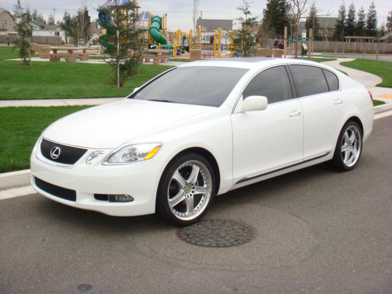 2006 lexus gs 300 information and photos zombiedrive. Black Bedroom Furniture Sets. Home Design Ideas