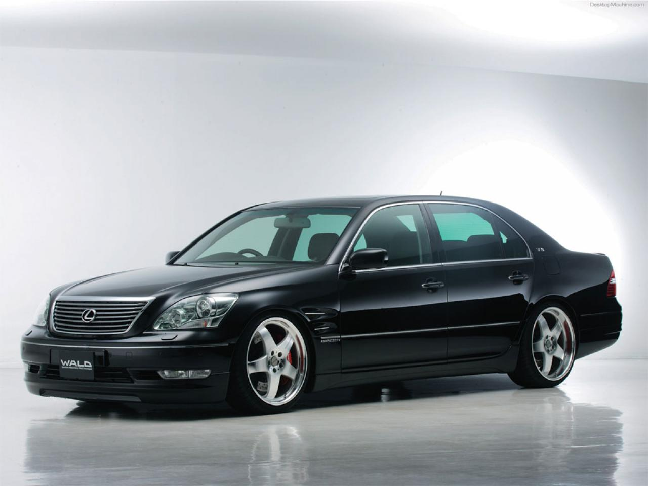 2006 lexus ls 430 information and photos zombiedrive. Black Bedroom Furniture Sets. Home Design Ideas