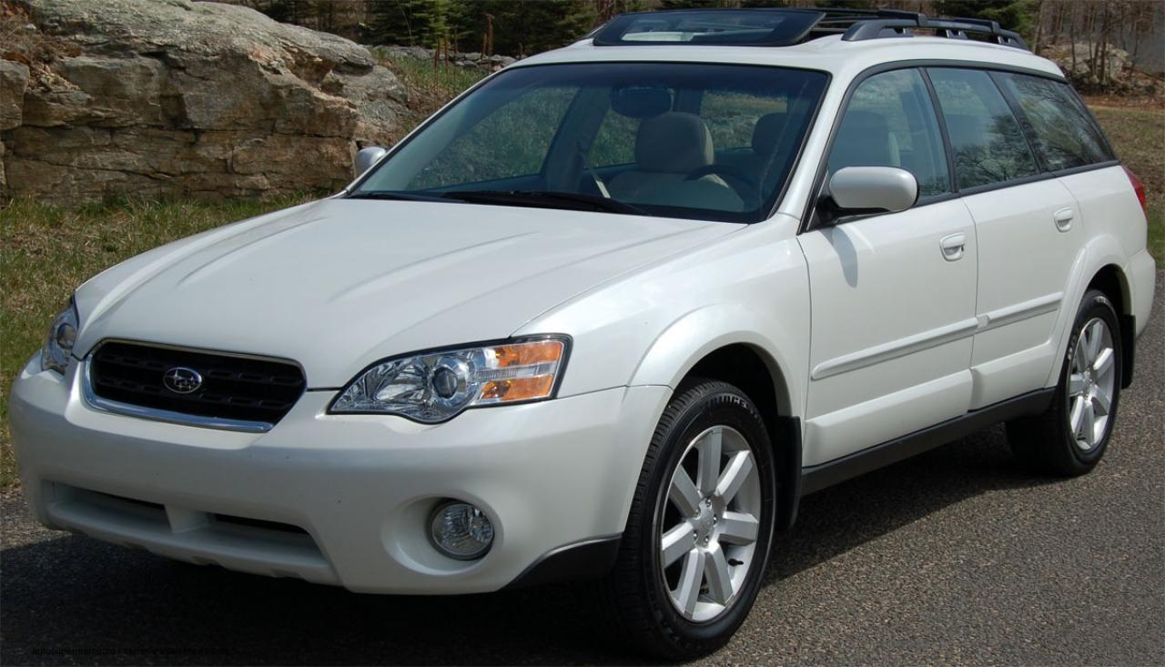 2006 subaru outback information and photos zombiedrive. Black Bedroom Furniture Sets. Home Design Ideas