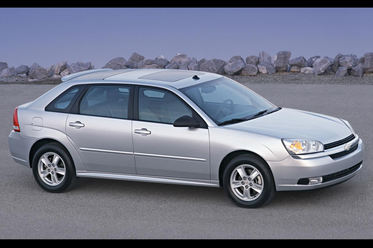 2006 Chevrolet Malibu Maxx Information And Photos