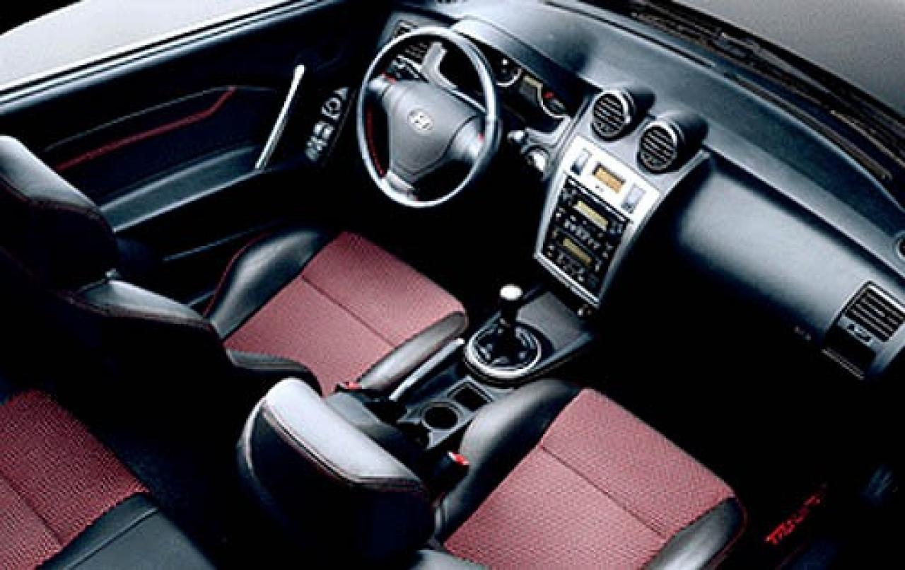 800 1024 1280 1600 origin 2006 Hyundai Tiburon ...