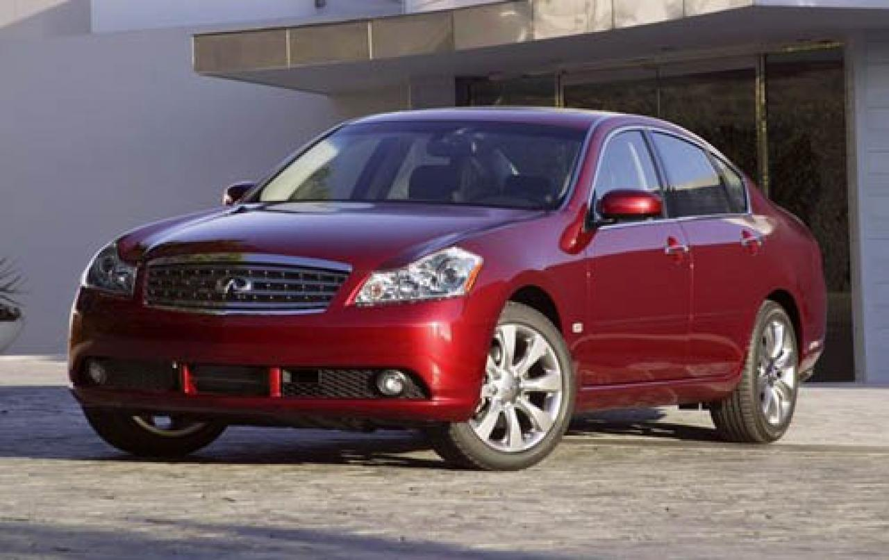 2006 infiniti m45 information and photos zombiedrive. Black Bedroom Furniture Sets. Home Design Ideas