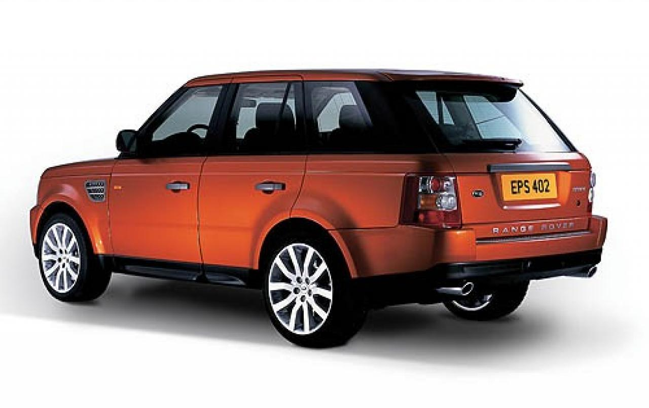 2006 land rover range rover sport information and photos zombiedrive. Black Bedroom Furniture Sets. Home Design Ideas