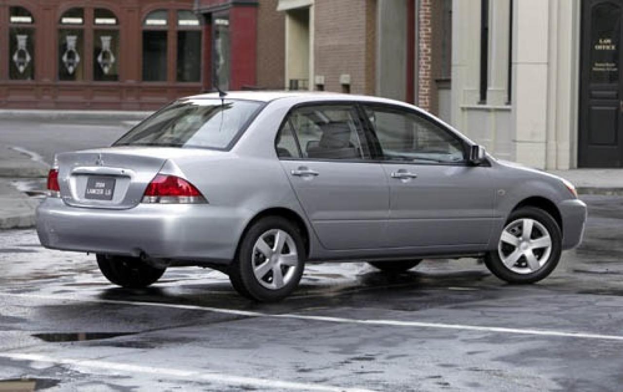 2006 lancer