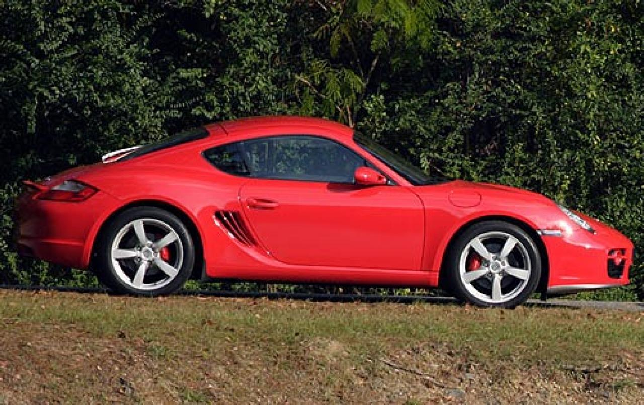 2006 porsche cayman s information and photos zombiedrive. Black Bedroom Furniture Sets. Home Design Ideas