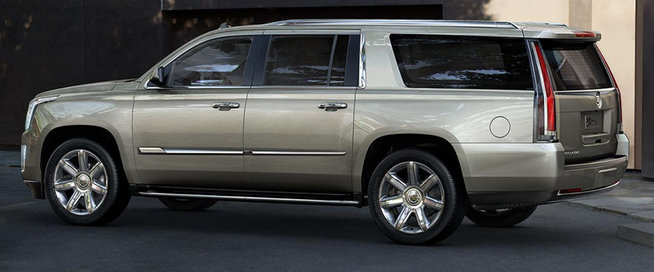 2007 cadillac escalade esv information and photos zombiedrive. Cars Review. Best American Auto & Cars Review