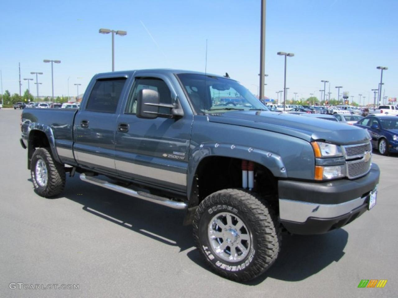 2007 chevrolet silverado 2500hd classic information and photos zombiedrive. Black Bedroom Furniture Sets. Home Design Ideas