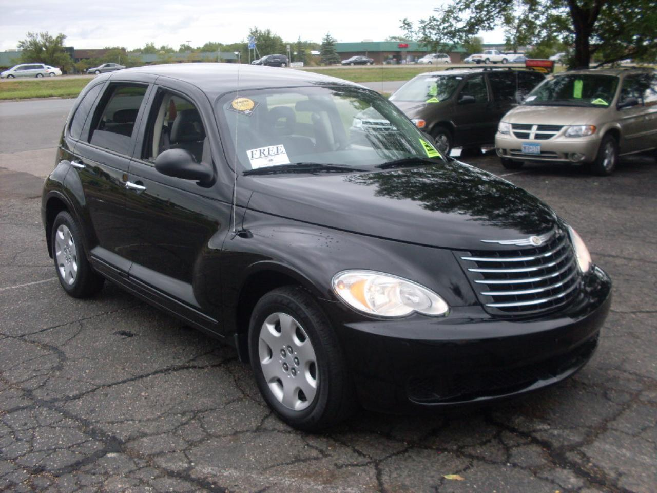 2007 chrysler pt cruiser information and photos zombiedrive. Black Bedroom Furniture Sets. Home Design Ideas