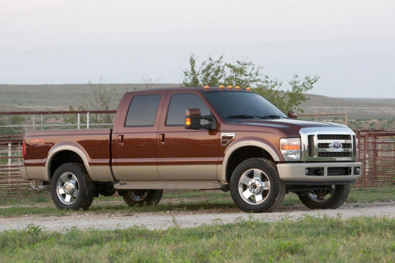 2007 Ford F-250 Super Duty - Information And Photos