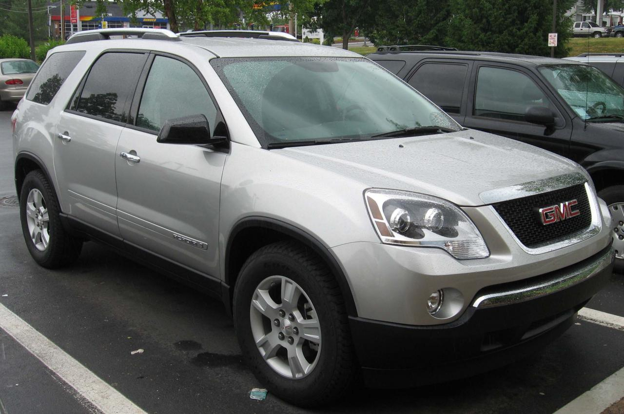 2007 gmc acadia information and photos zombiedrive rh zombdrive com 2010 gmc acadia repair manual download 2010 gmc acadia repair manual pdf