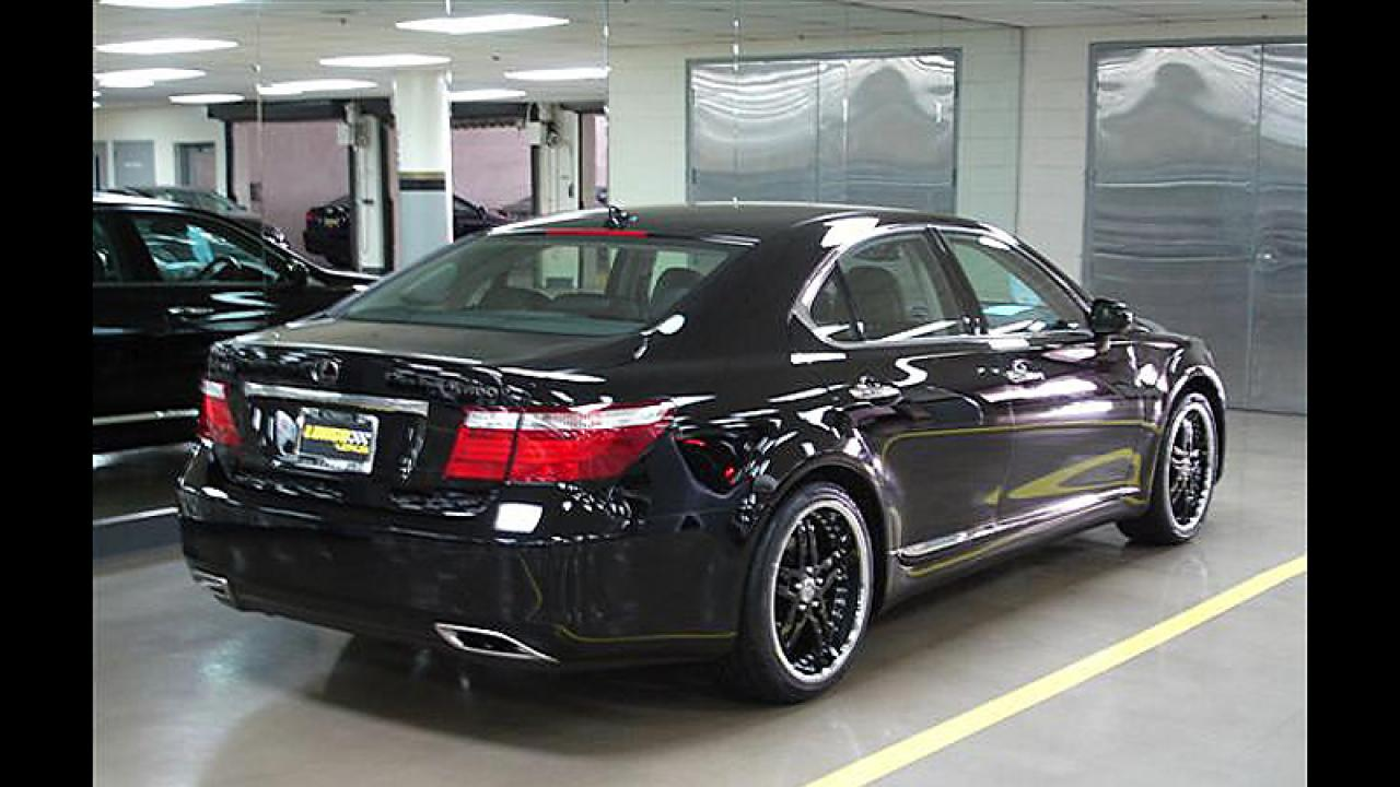 2007 lexus ls 460 information and photos zombiedrive. Black Bedroom Furniture Sets. Home Design Ideas