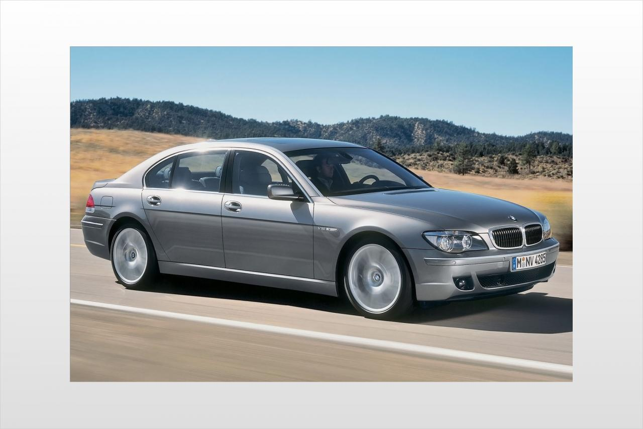 2007 Bmw 7 Series Information And Photos Zombiedrive