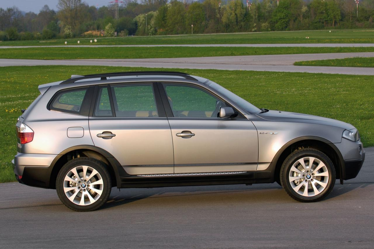 2007 bmw x3 information and photos zomb drive. Black Bedroom Furniture Sets. Home Design Ideas