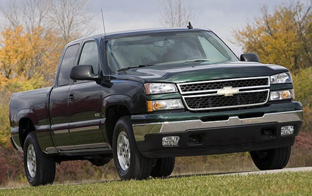 2007 chevrolet silverado 1500 classic information and. Black Bedroom Furniture Sets. Home Design Ideas