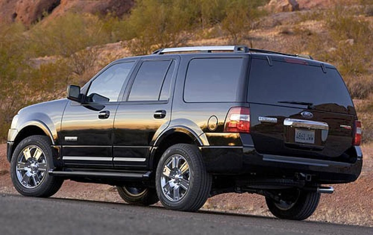 2007 ford expedition information and photos zombiedrive. Black Bedroom Furniture Sets. Home Design Ideas