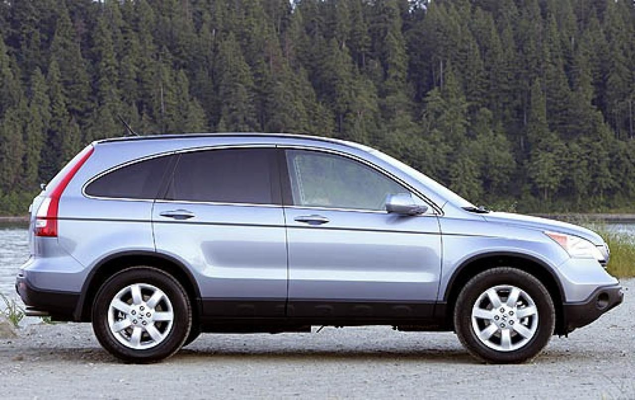 2007 honda cr v information and photos zombiedrive for Is a honda crv a suv