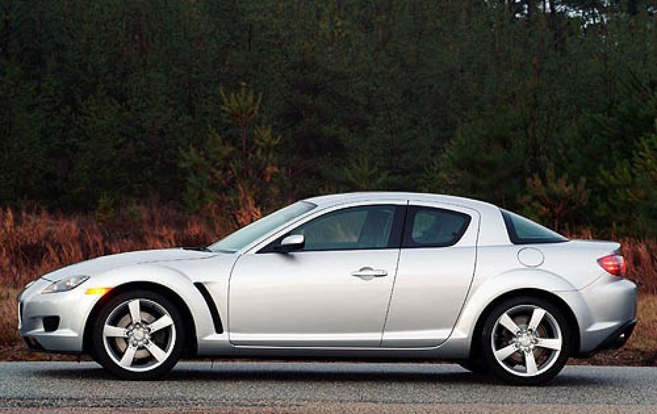 2007 mazda rx 8 information and photos zombiedrive. Black Bedroom Furniture Sets. Home Design Ideas