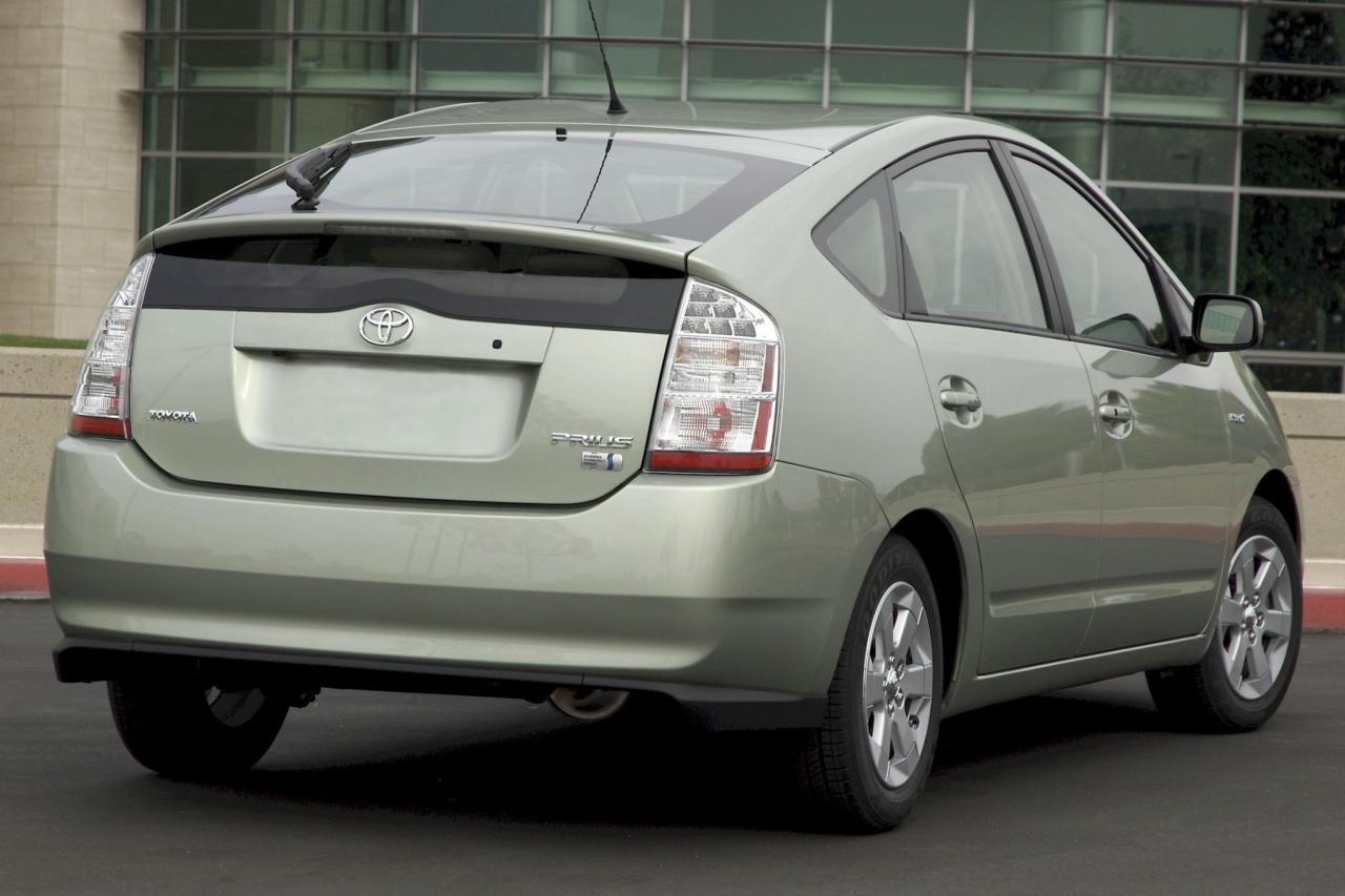 2007 toyota prius information and photos zombiedrive. Black Bedroom Furniture Sets. Home Design Ideas