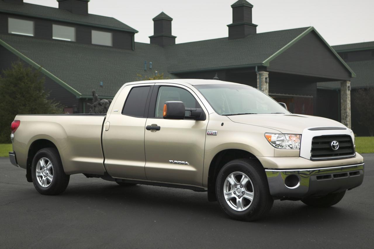 Toyota Tundra Limited >> 2007 Toyota Tundra - Information and photos - ZombieDrive