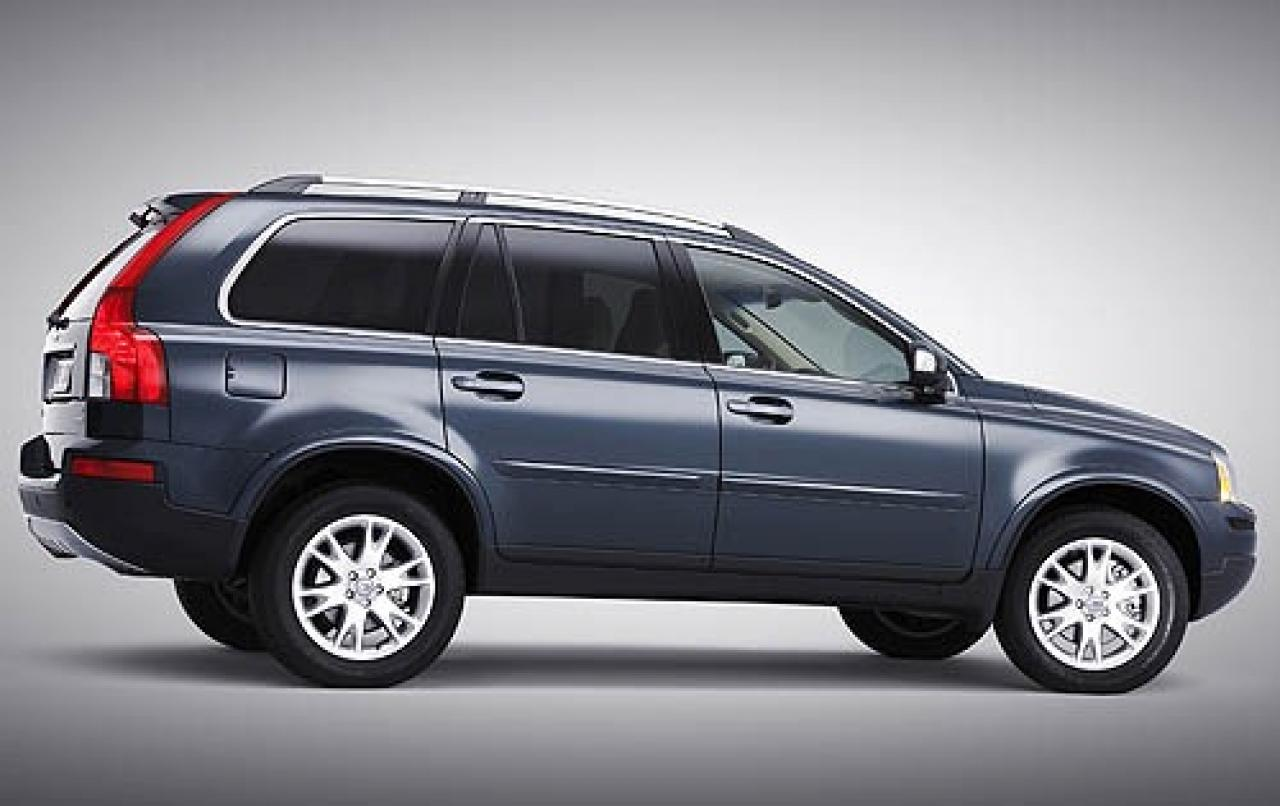 2007 Volvo Xc90 Information And Photos Zombiedrive