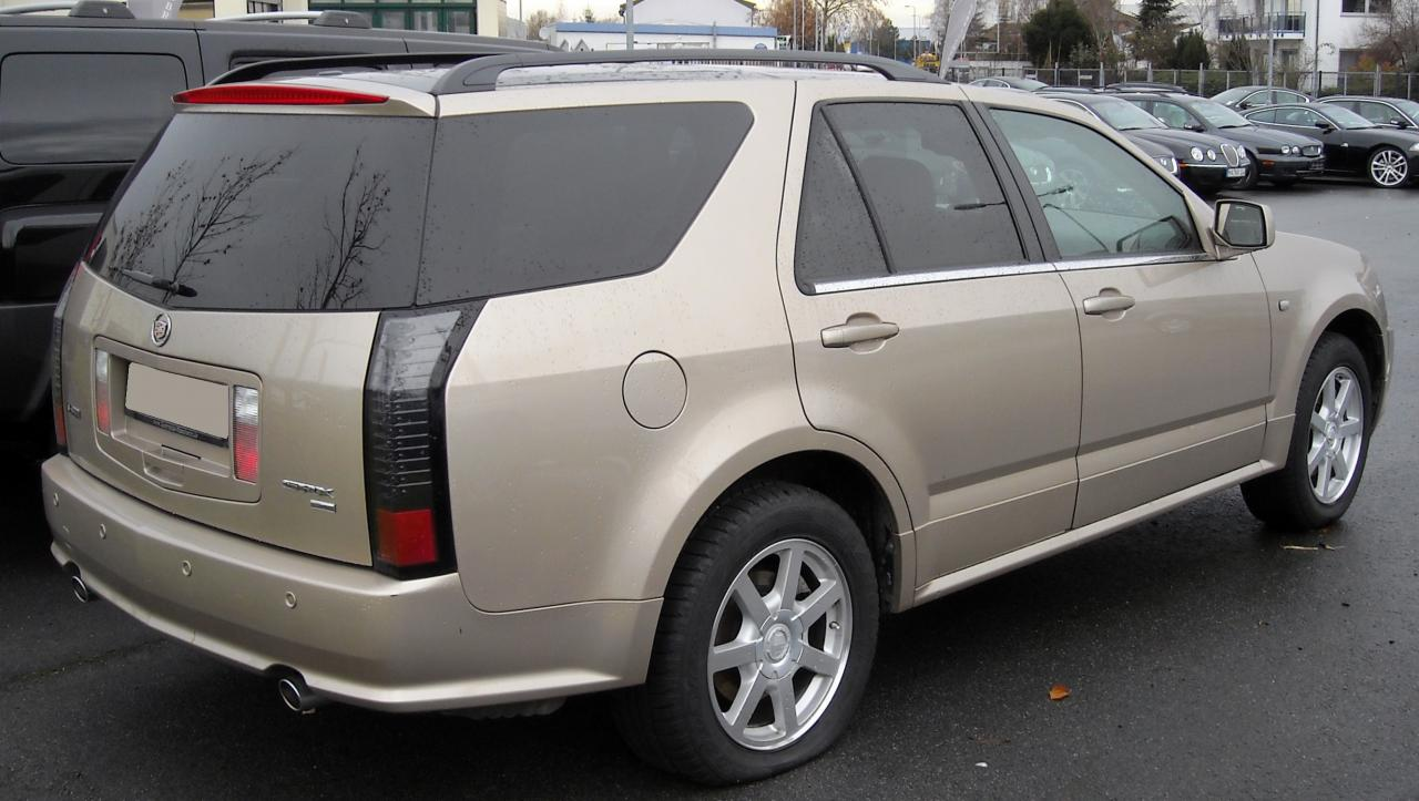 2008 cadillac srx information and photos zombiedrive. Black Bedroom Furniture Sets. Home Design Ideas
