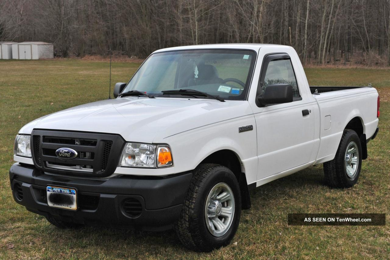 2008 ford ranger information and photos zombiedrive. Black Bedroom Furniture Sets. Home Design Ideas