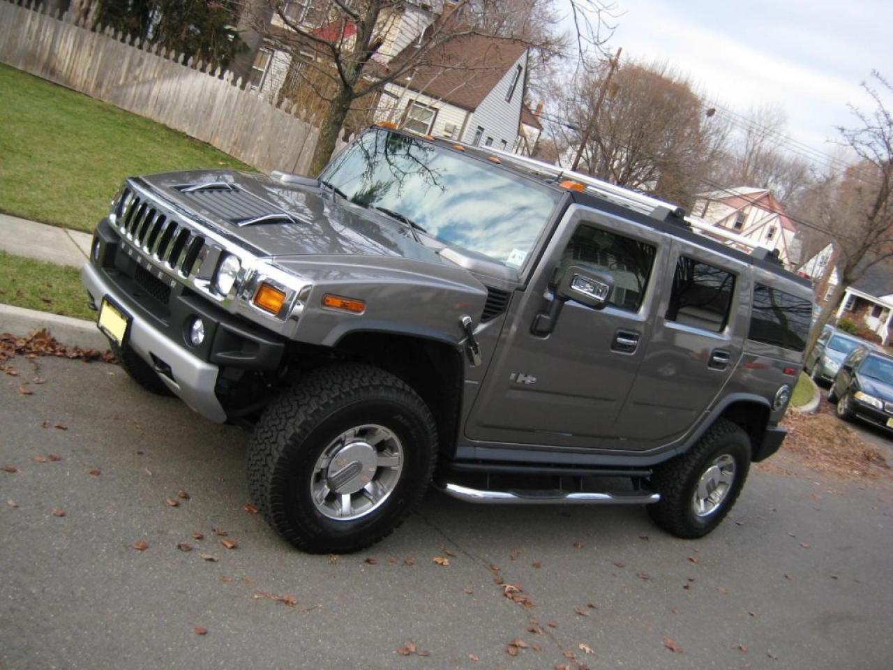 2008 hummer h2 information and photos zombiedrive. Black Bedroom Furniture Sets. Home Design Ideas