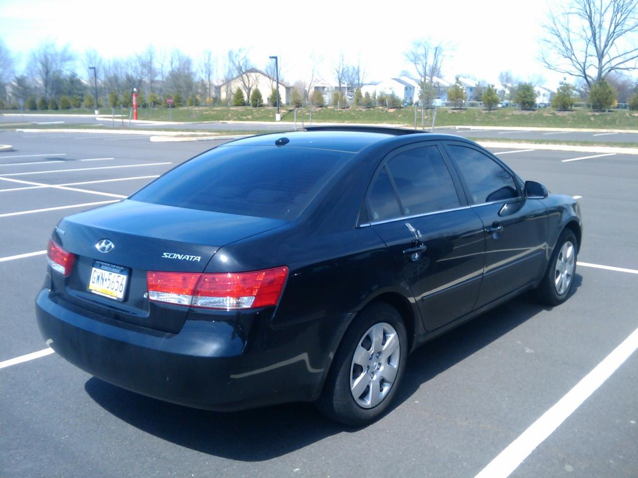 2008 Hyundai Sonata Information And Photos Zombiedrive