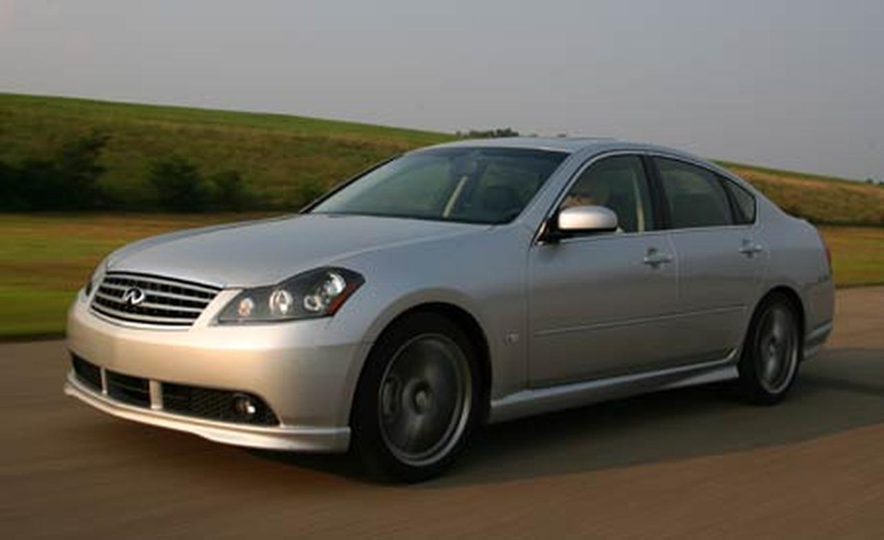 2008 infiniti m45 information and photos zombiedrive. Black Bedroom Furniture Sets. Home Design Ideas