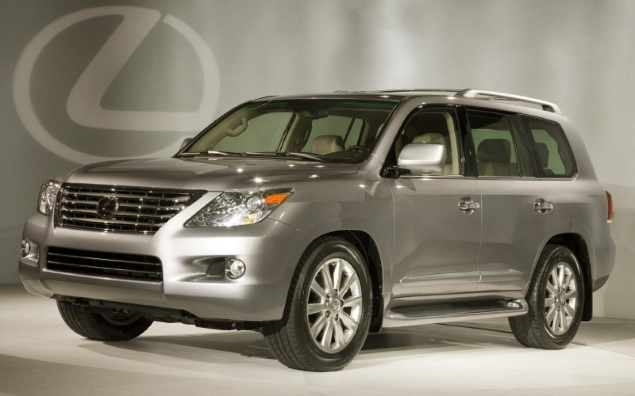 2008 Lexus Lx 570 Information And Photos Zombiedrive Wiring Diagram Is 2014 800 1024 1280 1600 Origin