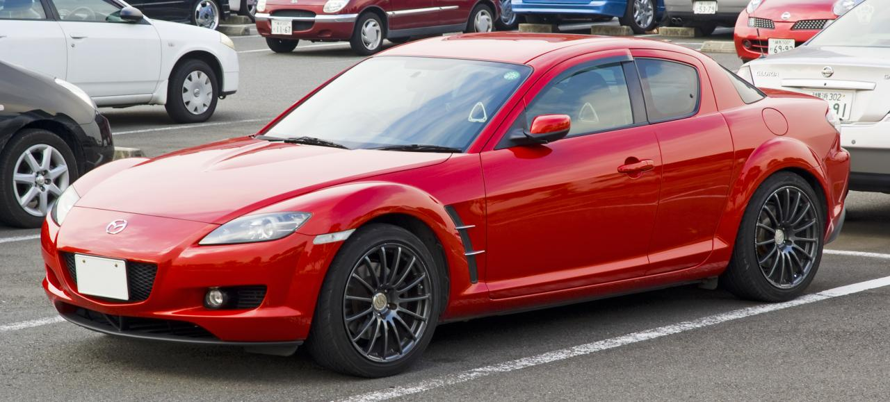 2008 Mazda RX-8 - Information and photos - ZombieDrive