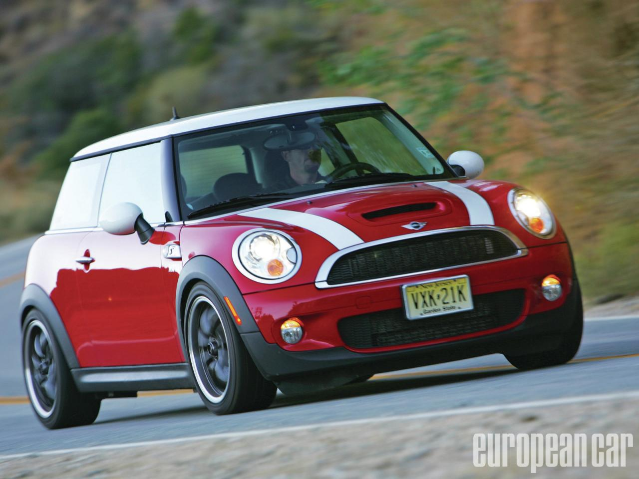 2008 mini cooper information and photos zombiedrive. Black Bedroom Furniture Sets. Home Design Ideas